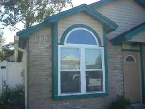Half round window AFTER