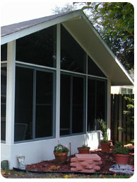 Martin Home Exteriors, Screen Rooms, Jacksonville Sunrooms Contractor